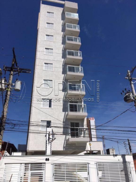 apartamento com 1 dormitório à venda, 42 m² por r$ 260.000 - vila alpina - santo andré/sp - ap2172