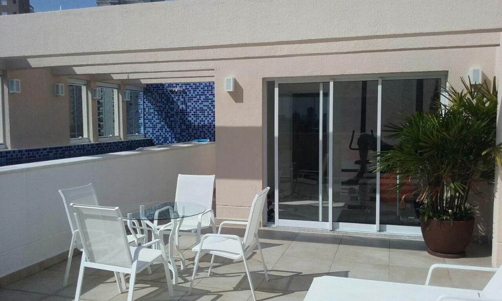 apartamento com 1 dormitório à venda, 43 m² por r$ 273.101,00 - campestre - santo andré/sp - ap3004