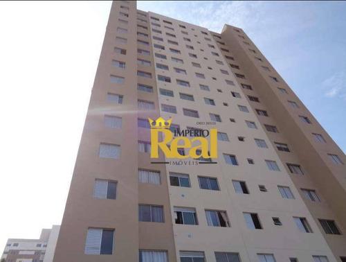 apartamento com 1 dormitório à venda, 43 m² por r$ 280.000 - água branca - são paulo/sp - ap4797