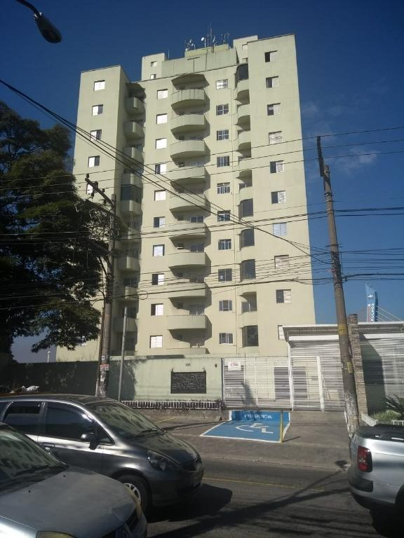 apartamento com 1 dormitório à venda, 44 m² por r$ 180.000 - macedo - guarulhos/sp - ap4485