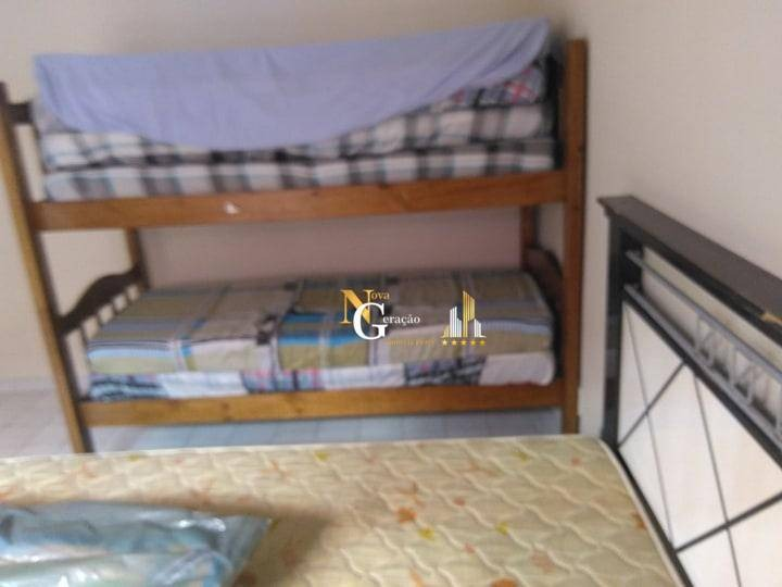apartamento com 1 dormitório à venda, 45 m² por r$ 130.000 - ocian - praia grande/sp - ap2356