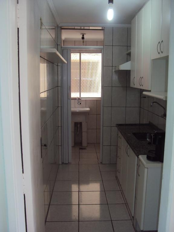 apartamento com 1 dormitório à venda, 45 m² por r$ 185.000 - botafogo - campinas/sp - ap14703