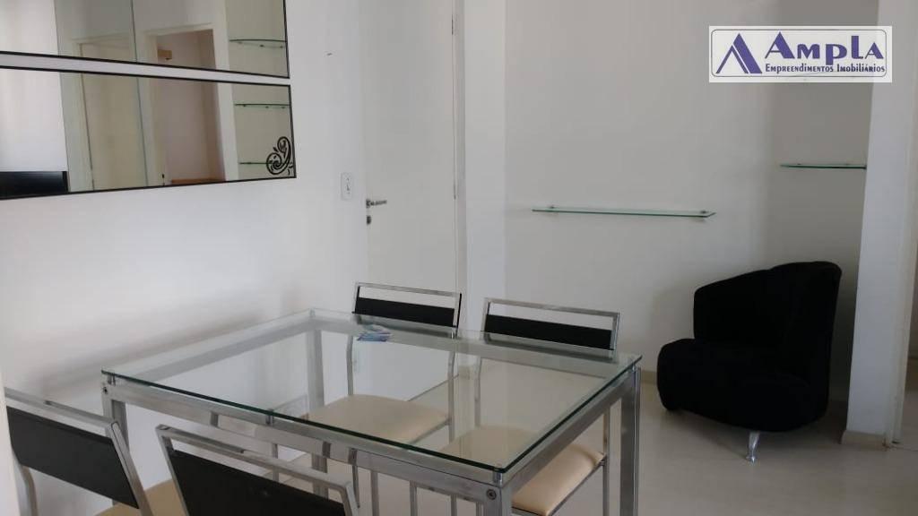 apartamento com 1 dormitório à venda, 45 m² por r$ 350.000,00 - tatuapé - são paulo/sp - ap1152