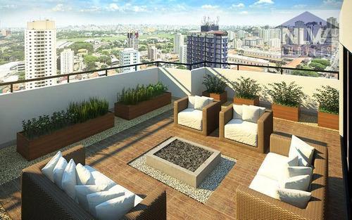 apartamento com 1 dormitório à venda, 45 m² por r$ 360.000 - santana - são paulo/sp - ap1224