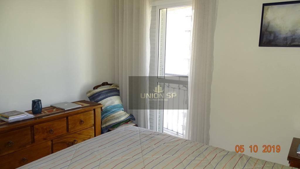 apartamento com 1 dormitório à venda, 45 m² por r$ 650.000,00 - vila nova conceição - são paulo/sp - ap41591