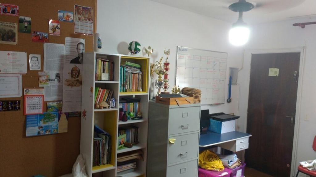 apartamento com 1 dormitório à venda, 46 m² - jardim flor da montanha - guarulhos/sp - ap4150