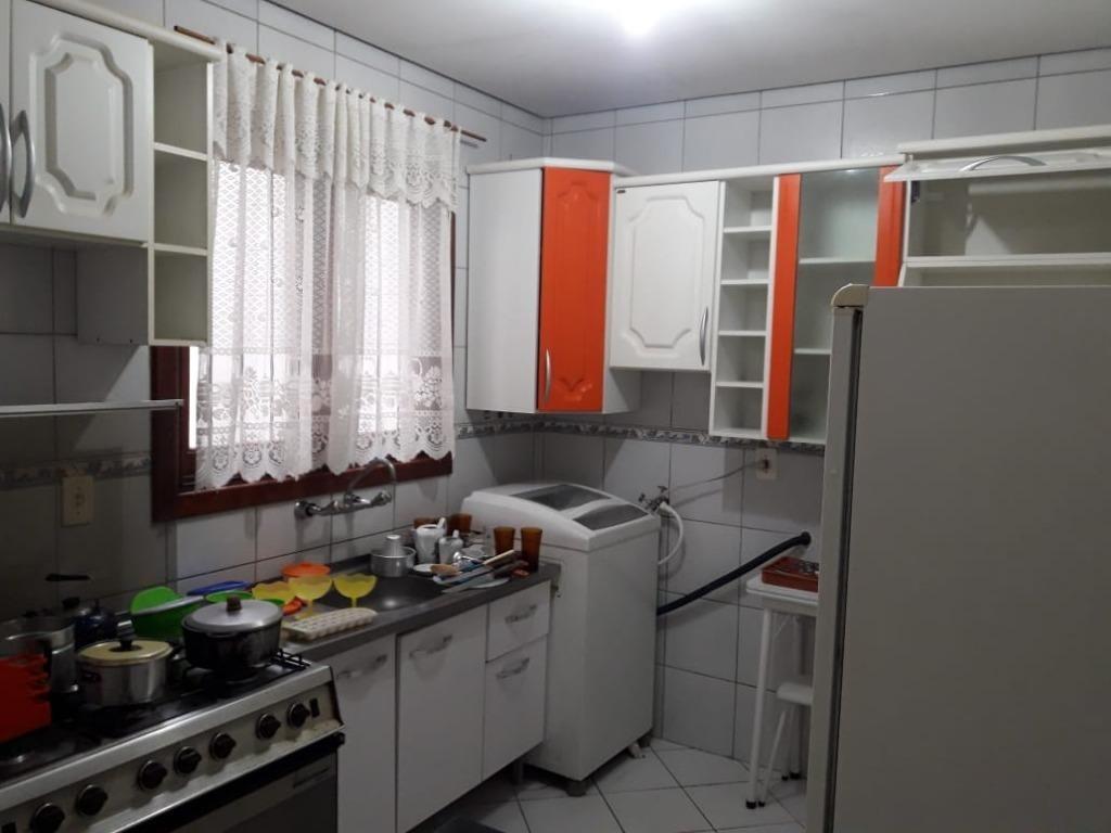 apartamento com 1 dormitório à venda, 46 m² por r$ 180.000 - vila imbuhy - cachoeirinha/rs - ap0425