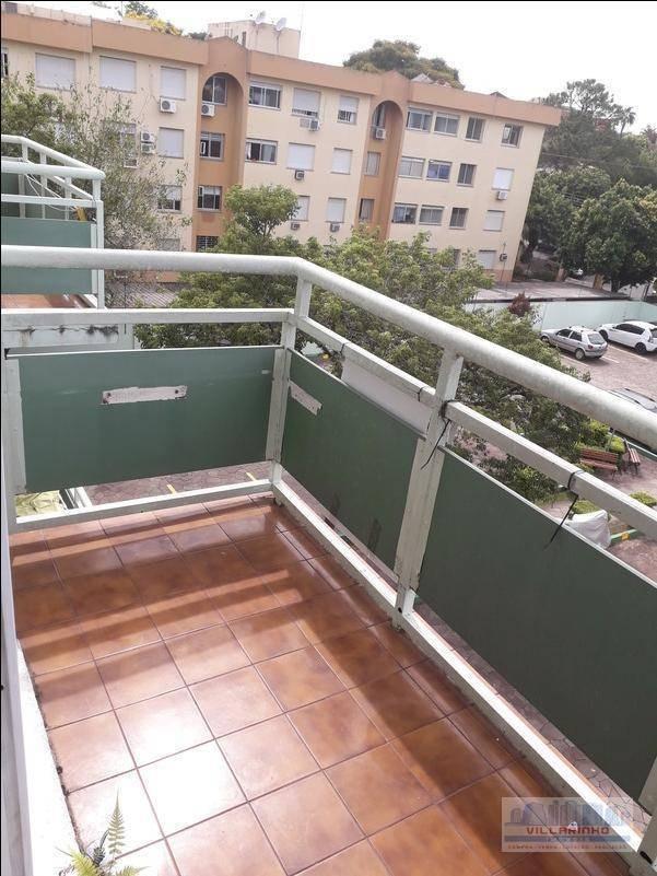 apartamento com 1 dormitório à venda, 47 m² por r$ 150.000,00 - cavalhada - porto alegre/rs - ap1149