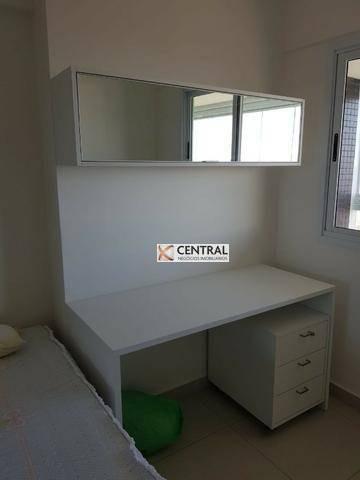apartamento com 1 dormitório à venda, 47 m² por r$ 315.000,00 - amaralina - salvador/ba - ap2234