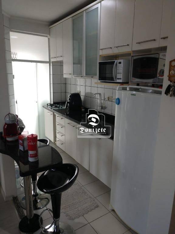 apartamento com 1 dormitório à venda, 48 m² por r$ 218.000,01 - centro - são bernardo do campo/sp - ap12040