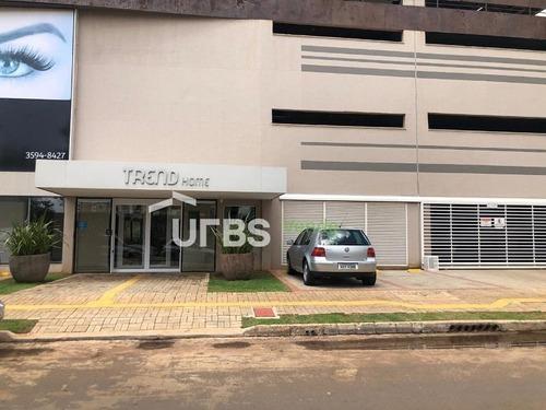 apartamento com 1 dormitório à venda, 48 m² por r$ 235.000 - jardim goiás - goiânia/go - ap2510
