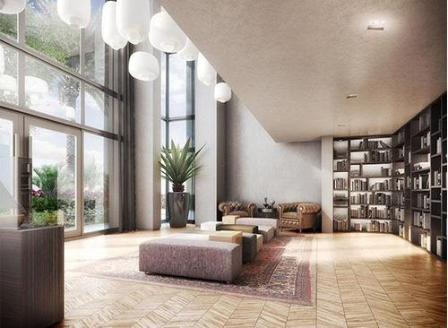 apartamento com 1 dormitório à venda, 49 m² por r$ 1.550.000 - jardim américa - são paulo/sp - ap21775