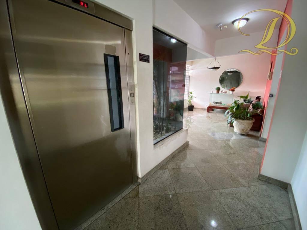 apartamento com 1 dormitório à venda, 49 m² por r$ 155.000,00 - vila tupi - praia grande/sp - ap3189