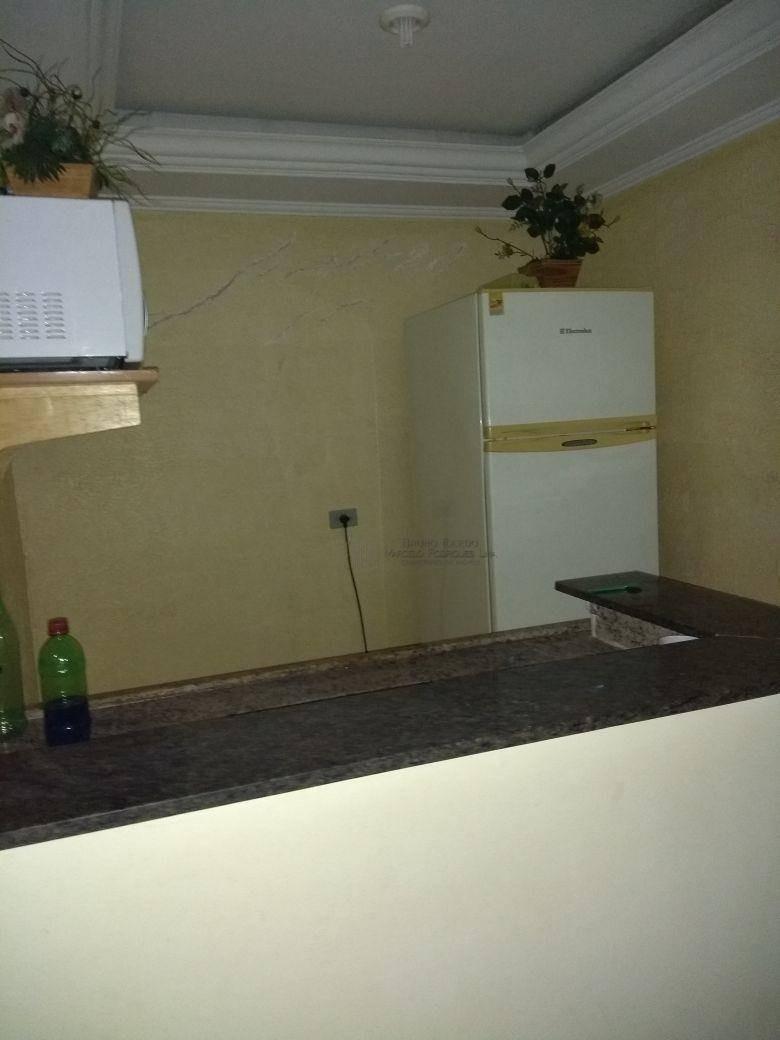 apartamento com 1 dormitório à venda, 50 m² por r$ 180.000 - vila assunção - praia grande/sp - ap0138