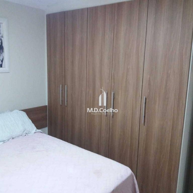 apartamento com 1 dormitório à venda, 50 m² por r$ 210.000,00 - cocaia - guarulhos/sp - ap0521