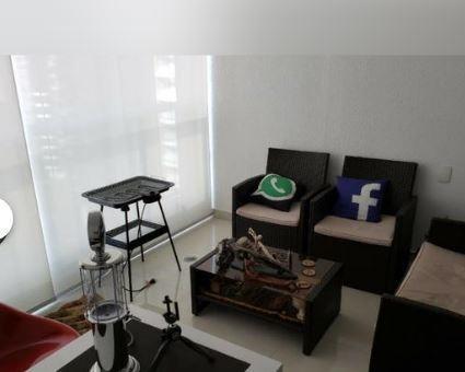 apartamento com 1 dormitório à venda, 50 m² por r$ 490.000,00 - jardim anália franco - são paulo/sp - ap20366
