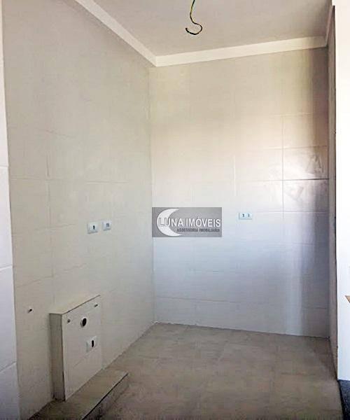 apartamento com 1 dormitório à venda, 52 m² por r$ 320.000,00 - jardim hollywood - são bernardo do campo/sp - ap2124