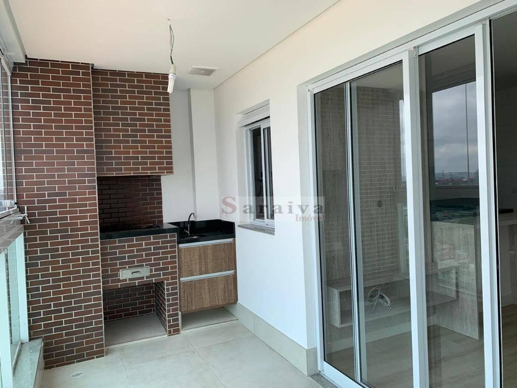 apartamento com 1 dormitório à venda, 52 m² por r$ 420.000 - jardim hollywood - são bernardo do campo/sp - ap1426
