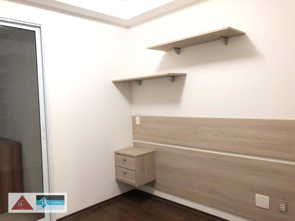 apartamento com 1 dormitório à venda, 52 m² por r$ 490.000 - jardim anália franco - são paulo/sp - ap5722