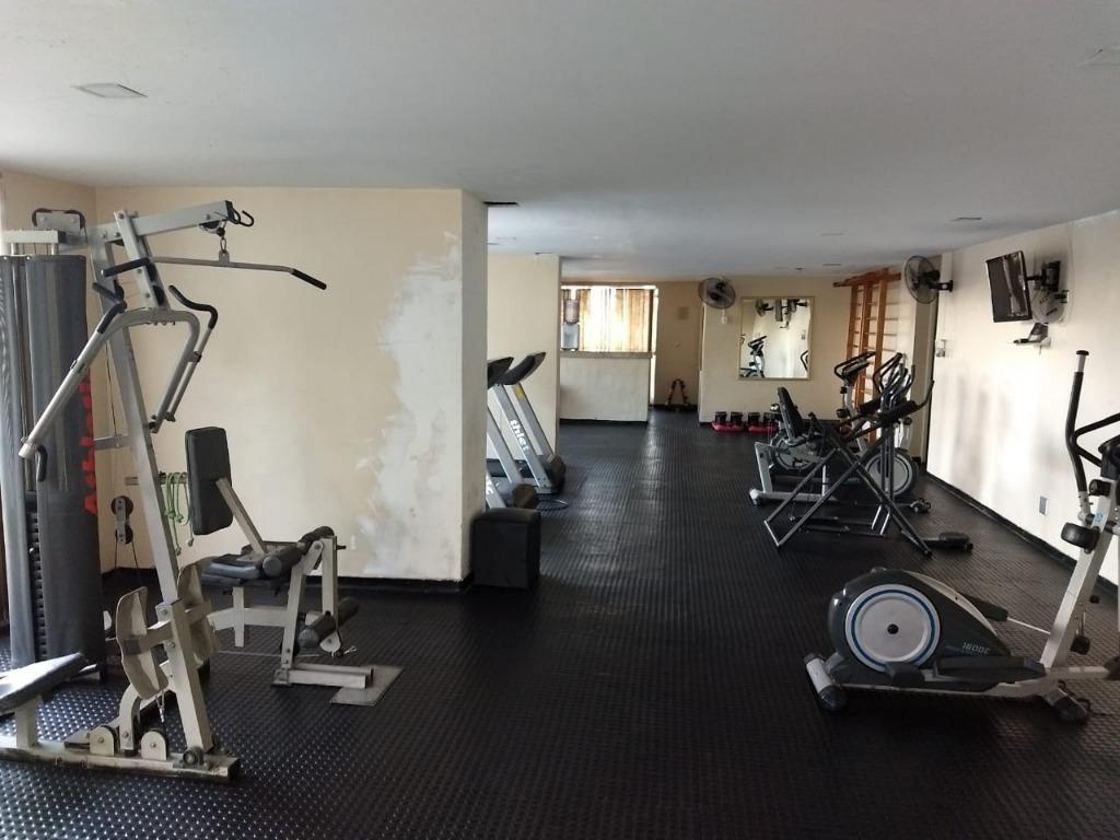 apartamento com 1 dormitório à venda, 54 m² - macedo - guarulhos/sp - ap5220