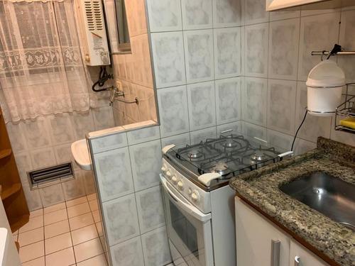 apartamento com 1 dormitório à venda, 55 m² - macedo - guarulhos/sp - ap6022