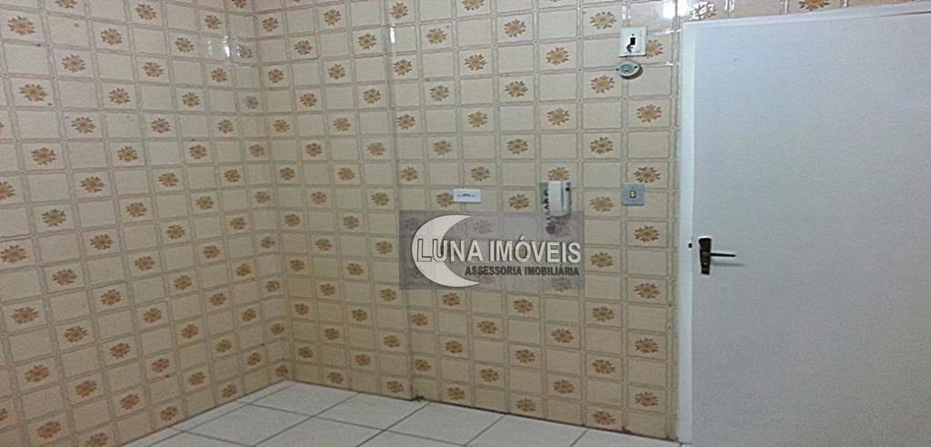 apartamento com 1 dormitório à venda, 55 m² por r$ 190.000,00 - rudge ramos - são bernardo do campo/sp - ap1847