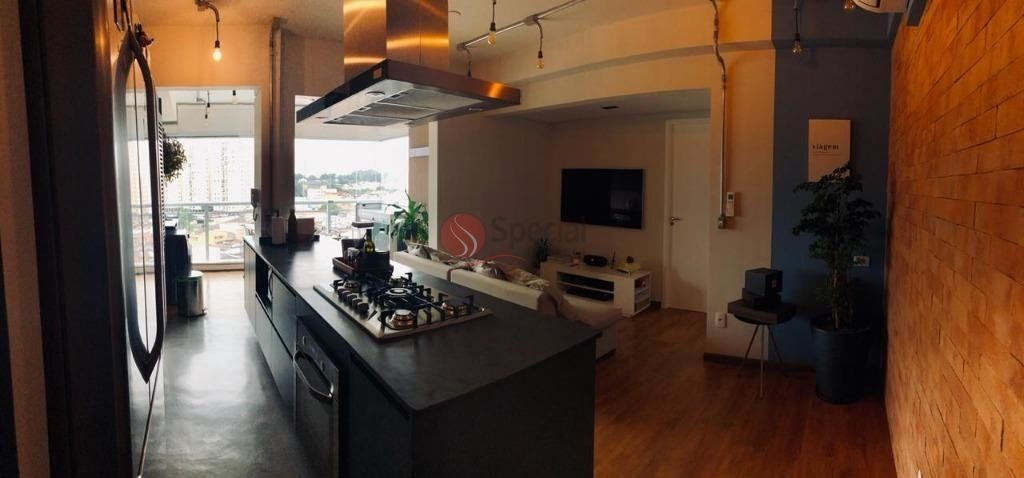apartamento com 1 dormitório à venda, 55 m² por r$ 530.000,00 - vila formosa - são paulo/sp - af19968
