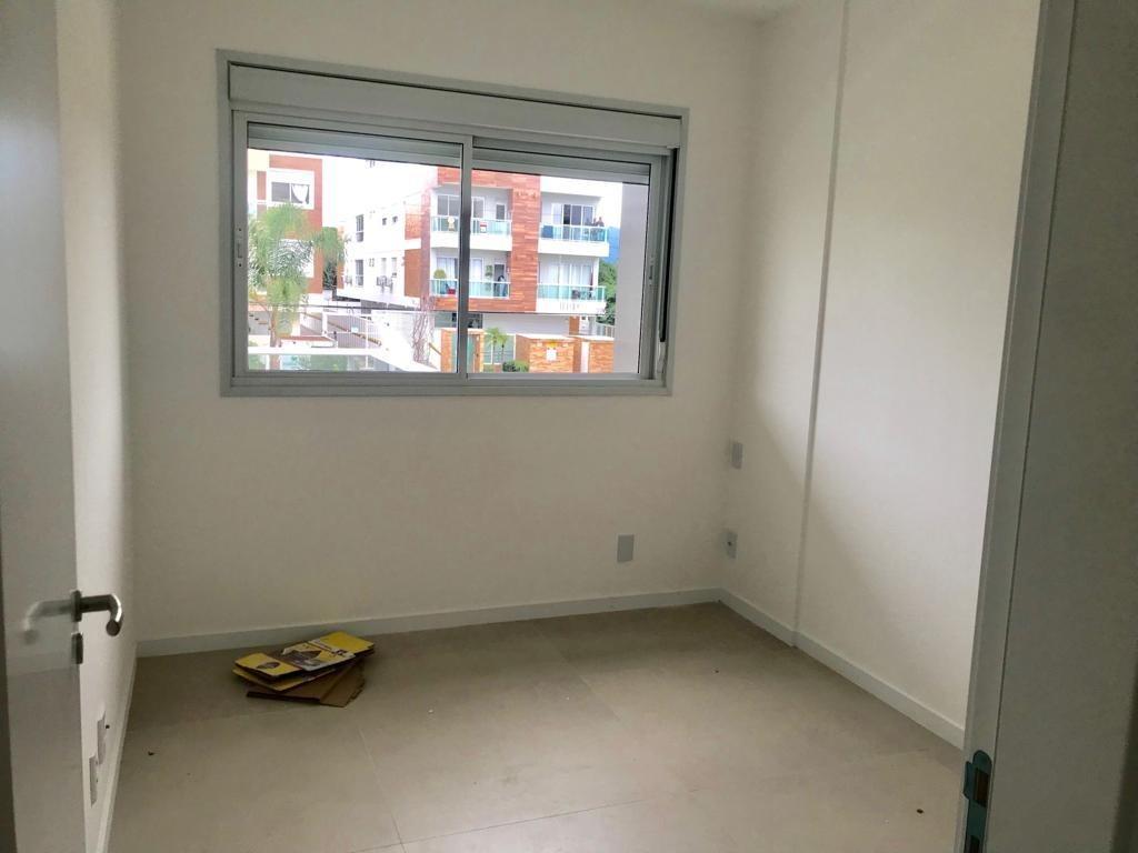 apartamento com 1 dormitório à venda, 56 m² - campeche - florianópolis/sc - ap1012
