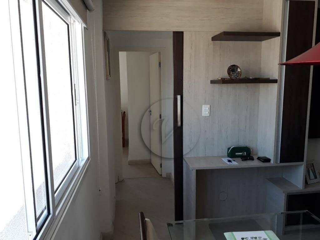 apartamento com 1 dormitório à venda, 57 m² por r$ 372.000 - vila valparaíso - santo andré/sp - ap8945