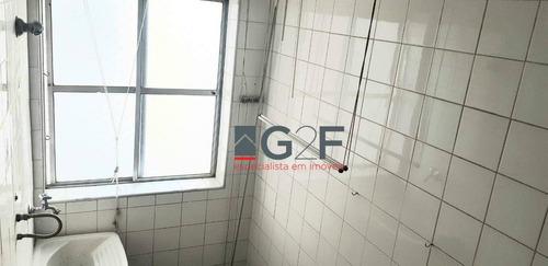 apartamento com 1 dormitório à venda, 58 m² por r$ 300.000,00 - centro - campinas/sp - ap8207