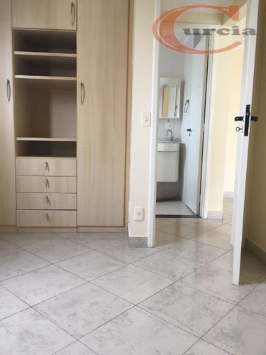 apartamento com 1 dormitório à venda, 58 m² por r$ 400.000 - são judas - são paulo/sp - ap4100