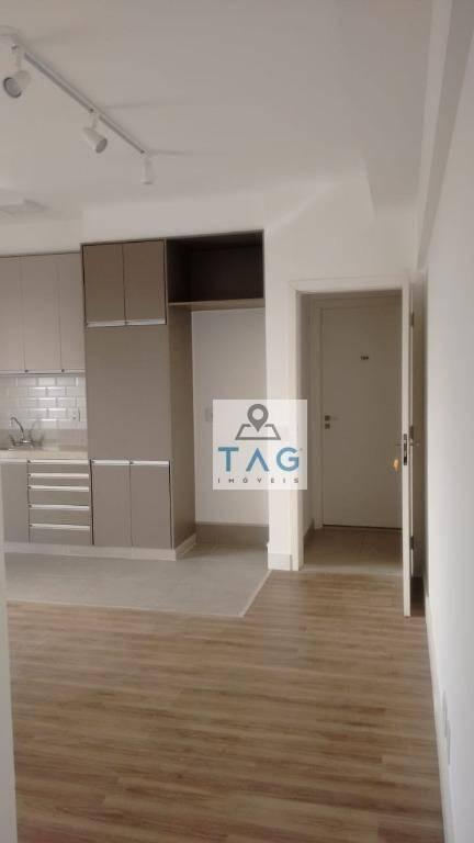 apartamento com 1 dormitório à venda, 58 m² por r$ 640.000,00 - cambuí - campinas/sp - ap0537