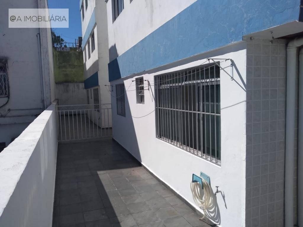 apartamento com 1 dormitório à venda, 60 m² por r$ 190.000,00 - vila santa luzia - são bernardo do campo/sp - ap0572
