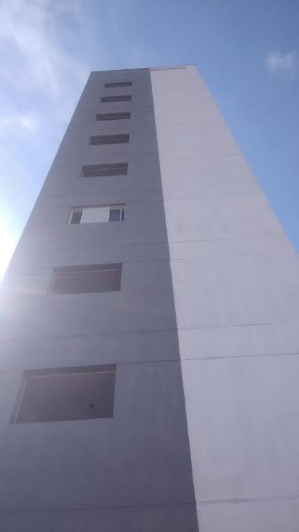 apartamento com 1 dormitório à venda, 60 m² por r$ 302.400 - fundação - são caetano do sul/sp - ap2824