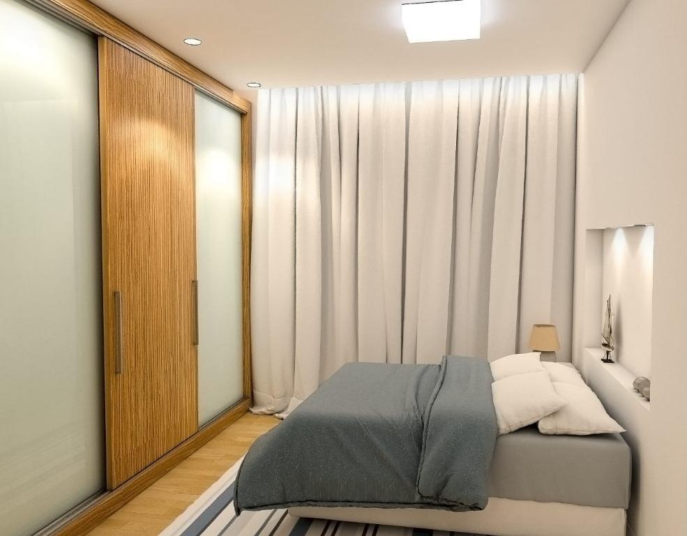 apartamento com 1 dormitório à venda, 60 m² por r$ 340.000 - fundação - são caetano do sul/sp - ap2829