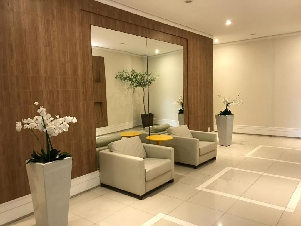 apartamento com 1 dormitório à venda, 65 m² - jardim flor da montanha - guarulhos/sp - ap7148