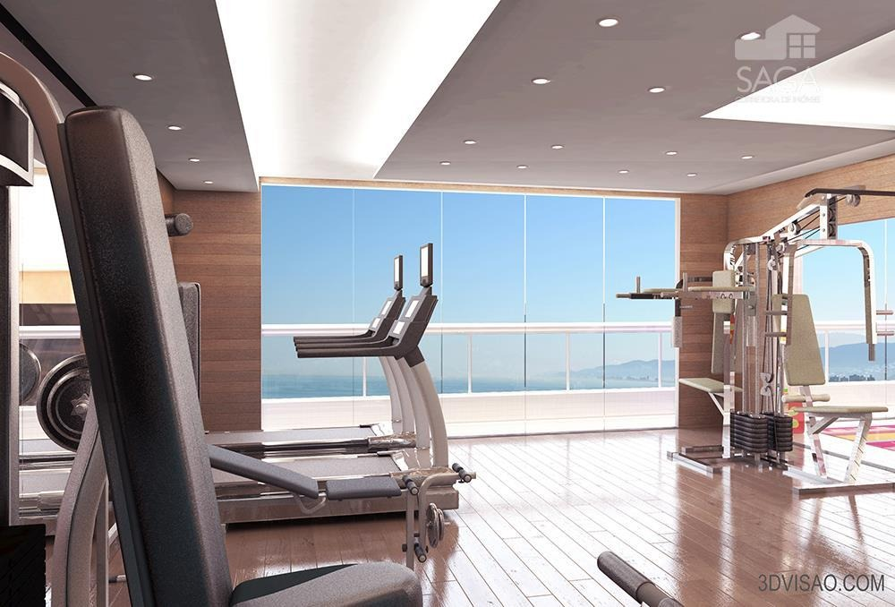 apartamento com 1 dormitório à venda, 67 m² por r$ 384.000 - canto do forte - praia grande/sp - ap0760