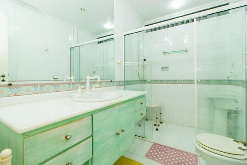 apartamento com 1 dormitório à venda, 69 m² por r$ 658.000 - cerqueira cesar - são paulo/sp - ap24649