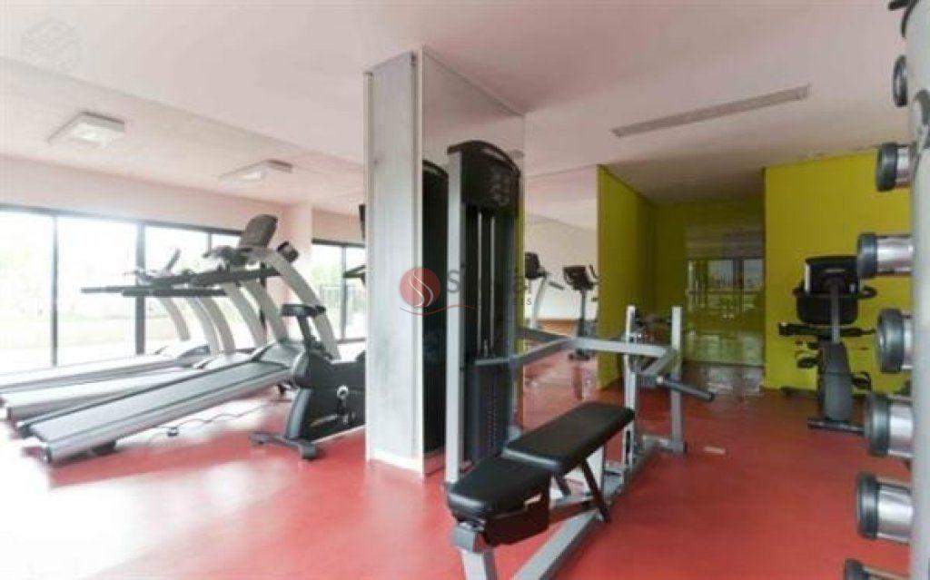 apartamento com 1 dormitório à venda, 70 m²  - anália franco - são paulo/sp - af12538