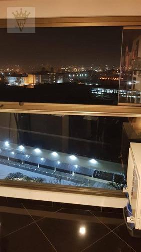 apartamento com 1 dormitório à venda, 70 m² por r$ 550 - vila leopoldina - são paulo/sp - ap1783