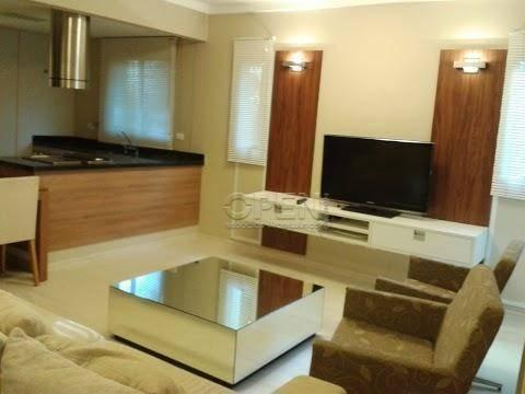 apartamento com 1 dormitório à venda, 70 m² por r$ 690.000,00 - jardim - santo andré/sp - ap9529