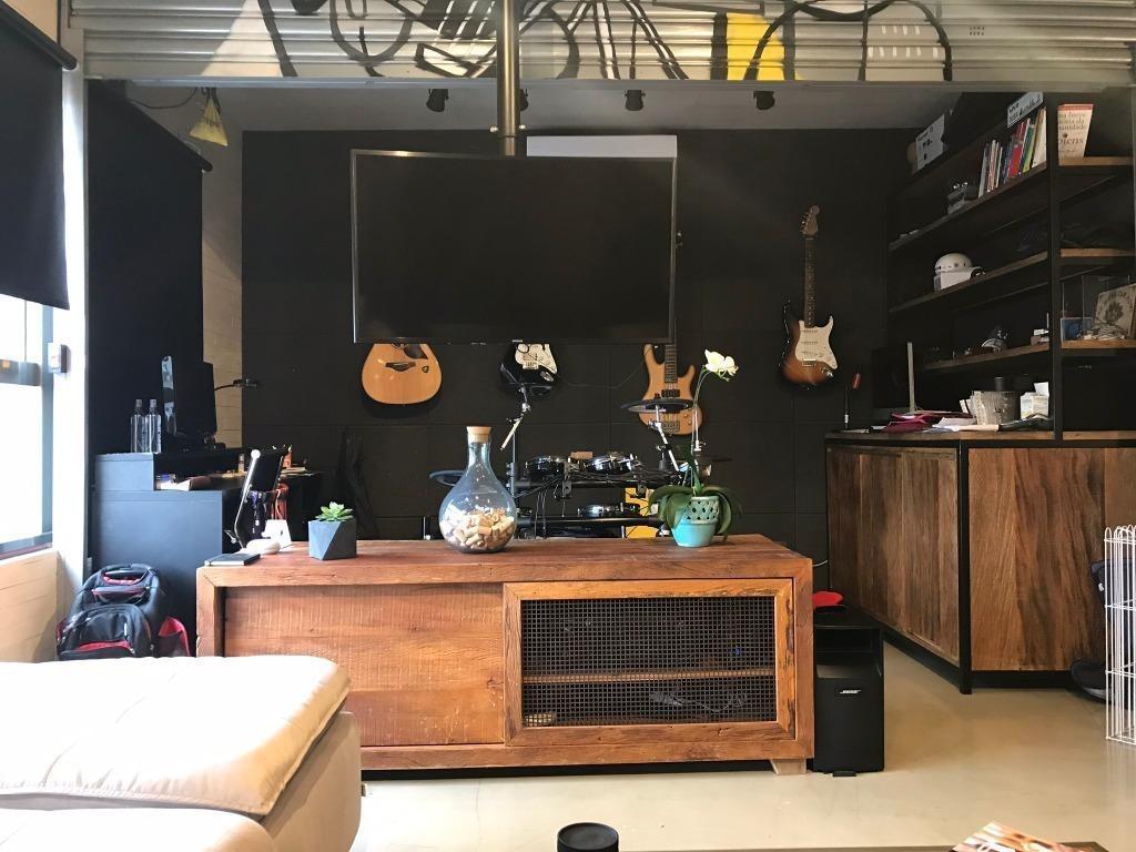apartamento com 1 dormitório à venda, 70 m² por r$ 850.000 - campo belo - são paulo/sp- forte prime imóveis. - ap61338