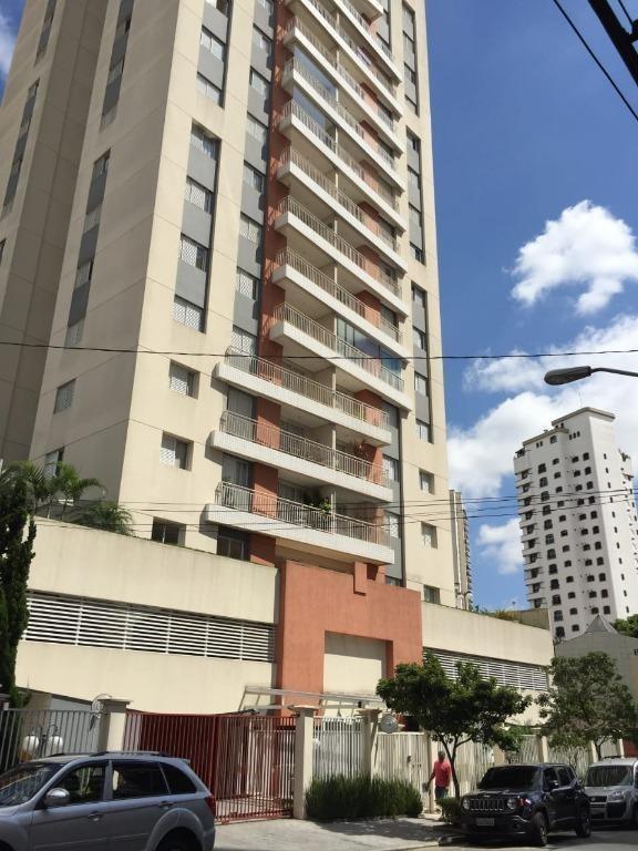 apartamento com 1 dormitório à venda, 79 m² por r$ 580.000 - parque da mooca - são paulo/sp - ap4709