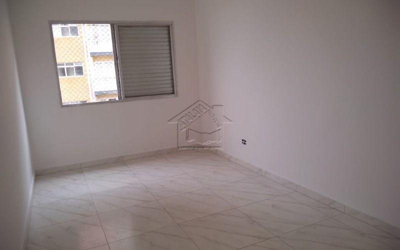apartamento com 1 dormitório vila tupi  praia grande.