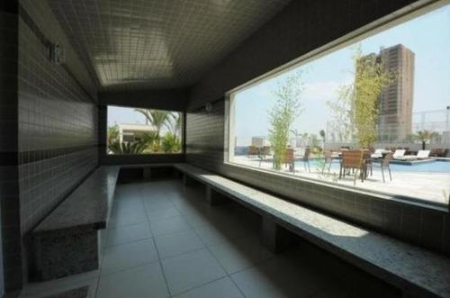 apartamento com 1 quarto mobiliado para alugar, 44 m² por r$ 2.200/mês - setor bueno - goiânia/go - ap0193