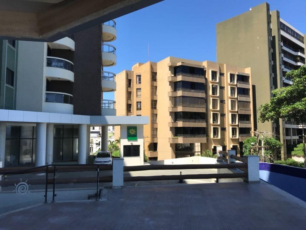 apartamento com 1 quarto à venda, 34 m² por r$ 240.000 - rio vermelho - salvador/ba - ap2061