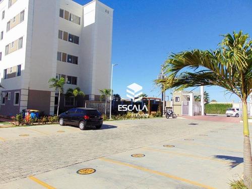 apartamento com 1 quarto à venda, 35 m², novo, suíte, área de lazer - maraponga - fortaleza/ce - ap1485