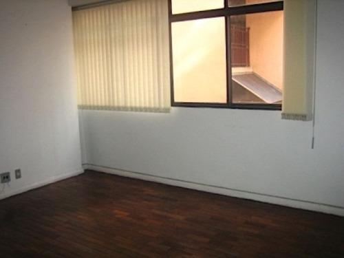 apartamento com 1 quartos para comprar no centro em belo horizonte/mg - 1011
