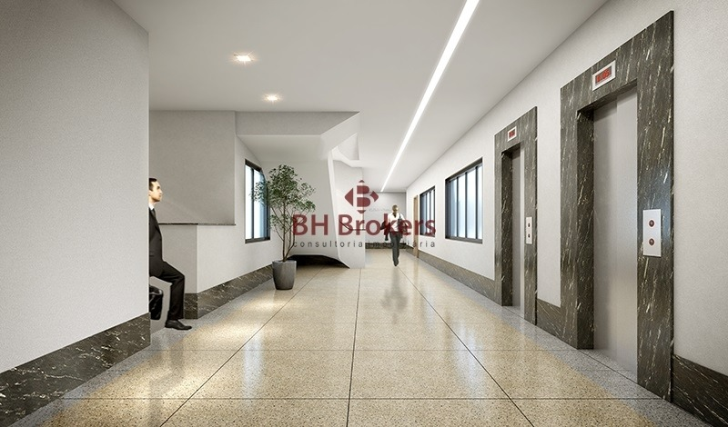 apartamento com 1 quartos para comprar no centro em belo horizonte/mg - 14252