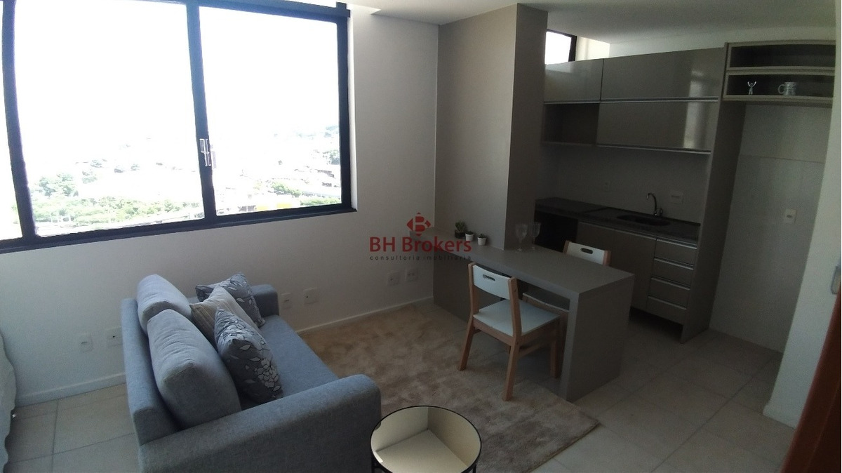 apartamento com 1 quartos para comprar no centro em belo horizonte/mg - 8453